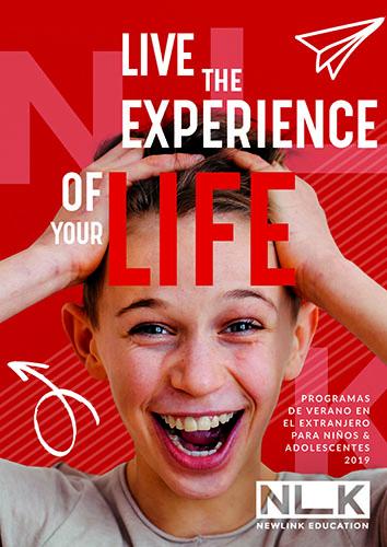 Catálogo Jóvenes 2019. Newlink Education