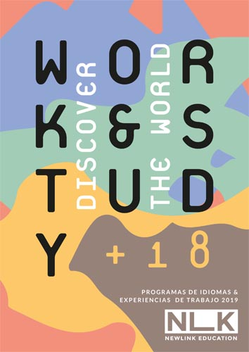 Catálogo Work & Study + 18. Newlink Education